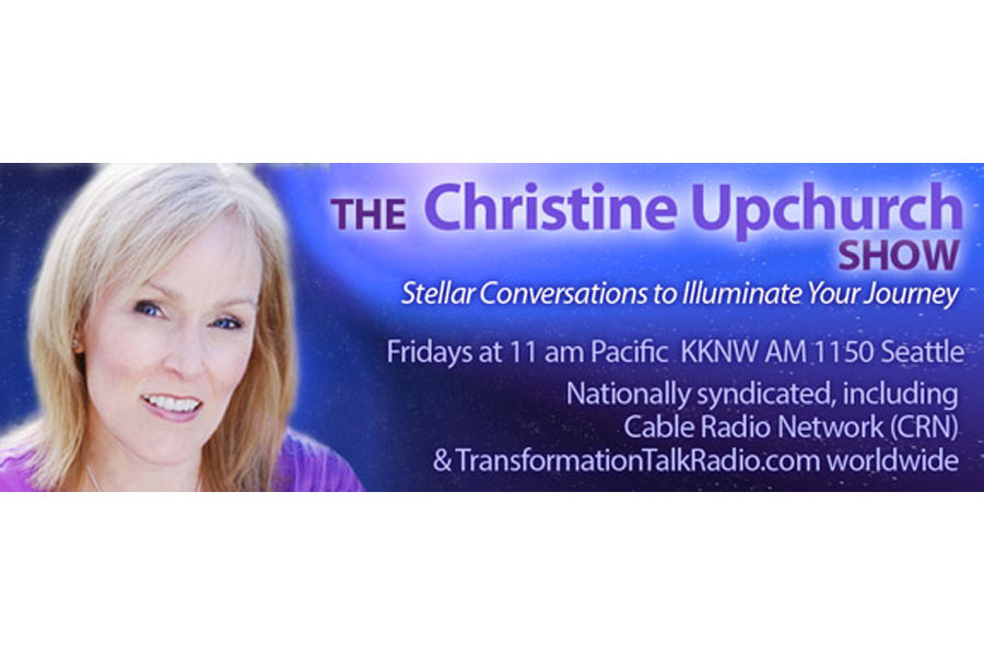 The Christine Upchurch Show – Interview with Mary Gordon