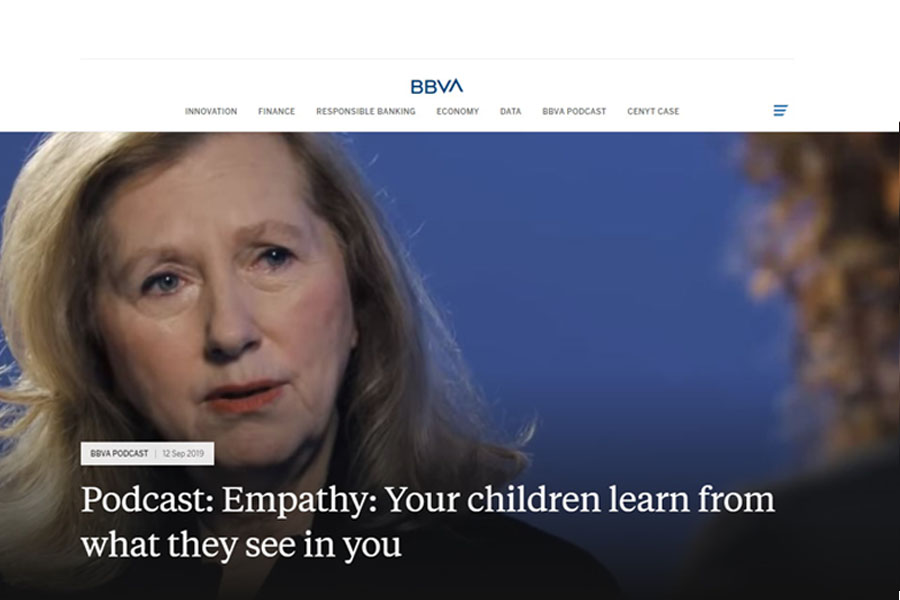 Empathy: Your children learn from what they see in you