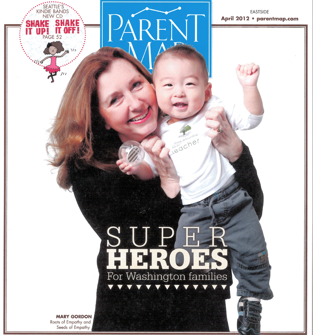 Superheroes for Washington families: The visionary Mary Gordon
